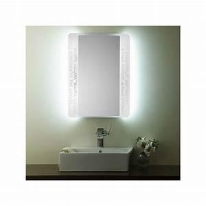 Miroir Salle De Bain Avec éclairage Intégré : miroir sdyj 1988f ~ Dailycaller-alerts.com Idées de Décoration