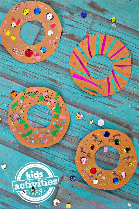 decorate   donuts craft