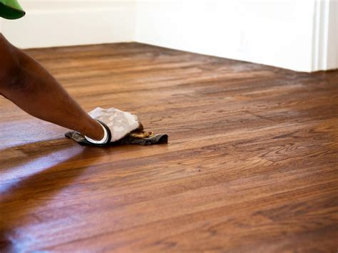 can i stain laminate flooring how to stain a hardwood floor how tos diy 8046