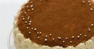 i heart baking!: tiramisu birthday cake with piped swirl ...