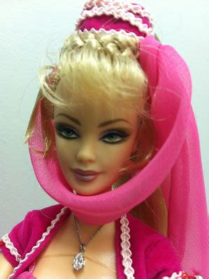 barbie de boxed  dream  jeannie