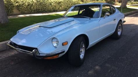 Datsun 240z Engine For Sale by 1970 Datsun 240z For Sale Near Cadillac Michigan 49601