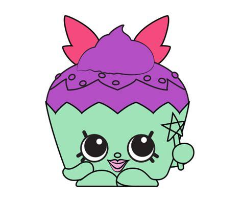 shopkins   sarah fairy cake  common shopkin