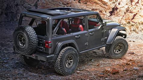 2021 jeep wrangler rubicon 392 brings v8 power. 2021 Gladiator 392 V8 / 2021 Jeep Wrangler Rubicon 392 ...