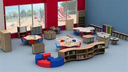 Stem Preschool Furniture Storage Pre Mobile Items