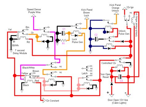 read  electrical diagram lesson   auto