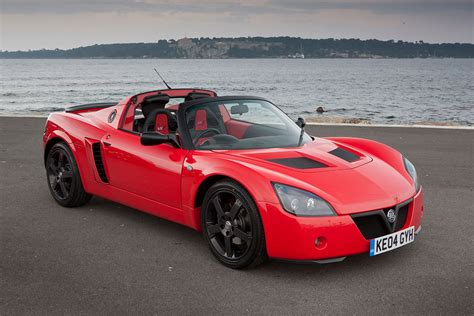 vauxhall vxr220 top 5 used convertibles