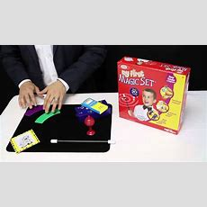Ideal  Ryan Oakes My First Magic Set Youtube
