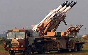 Akash Surface-to-Air Missile (SAM) System - Airforce ...