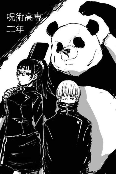 twitter jujutsu manga anime character art