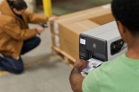 zebra mid range industrial printers barcode printers