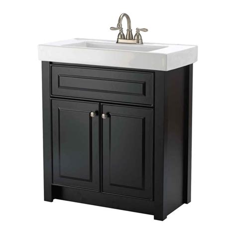 keystone    vanity ensemble  dark chocolate