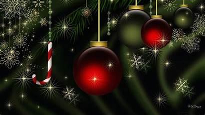 Christmas Dark Wallpapers Widescreen Abstract Backgrounds Desktop