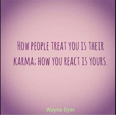 wayne dyer quotes  karma quotesgram