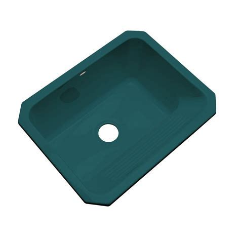 Thermocast Kensington Undermount Acrylic 25 in. Single