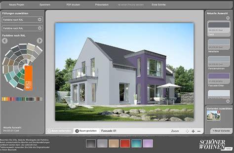 Häuser Farben Beispiele by Farbdesigner Sch 214 Ner Wohnen So Funktioniert Er
