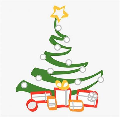 Christmas Clip Christian Tree Clipart Giving Transparent