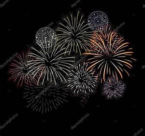 Feliz ano novo fogos de artifício 2017 — Vetor de Stock ...