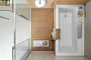 Salle De Bain Petite Surface : types of bathrooms an architect explains architecture ~ Dailycaller-alerts.com Idées de Décoration