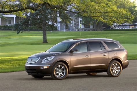 2009 Buick Enclave Reviews, Specs And Prices