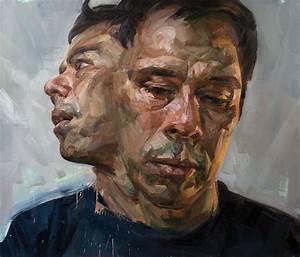 Tai Shan Schierenberg : Selfportrait as Janus