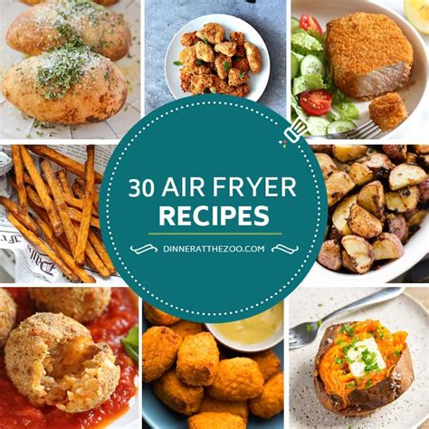fryer air recipes airfryer dinner meals dishes deep dessert fries french frying calories appetizers without oil healthy desserts chicken main