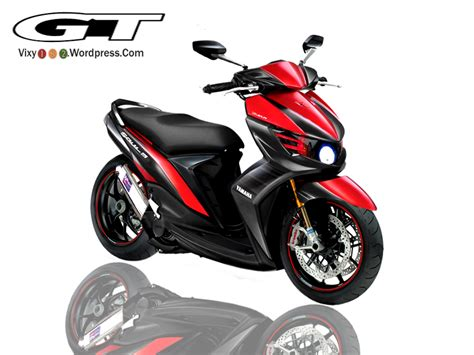 Modifikasi Mio Soul Ala Moto Gp by Design Modifikasi Soul Gt Colour Vixy182 S