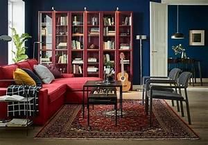 Bibliothèque Vitrée Ikea : nouveau catalogue ikea voici nos 45 coups de c ur shopper elle d coration ~ Teatrodelosmanantiales.com Idées de Décoration