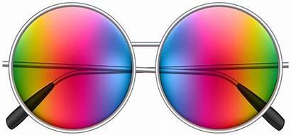 Clip Sunglasses Colorful Clipart Glasses Transparent Yopriceville