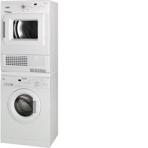 beko oder bauknecht verbindungsrahmen waschmaschine trockner bauknecht