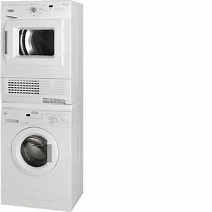 Wäschetrockner Auf Waschmaschine Stellen : verbindungsrahmen waschmaschine trockner bauknecht g nstige haushaltsger te ~ A.2002-acura-tl-radio.info Haus und Dekorationen