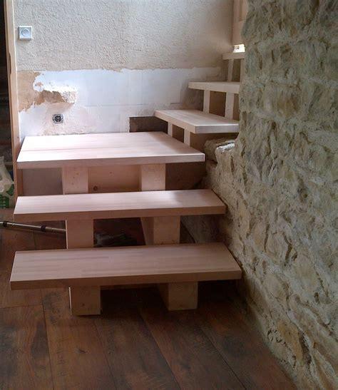 fabrication d un escalier conception fabrication et pose d un escalier sur mesure r2s construction bois