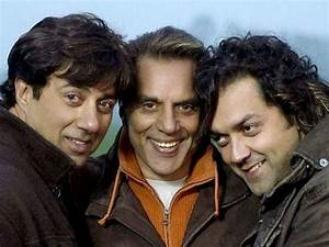 Dharmendra: Will Work With Sunny, Bobby Soon - NDTV Movies
