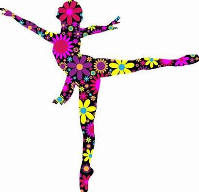 Silhouette Dancer Ballet Dancing Clipart Dance Ballerina