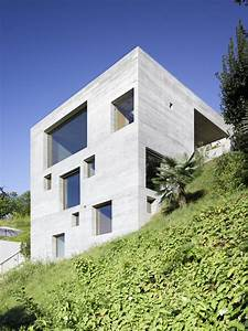13, Modern, House, Exteriors, Made, From, Concrete