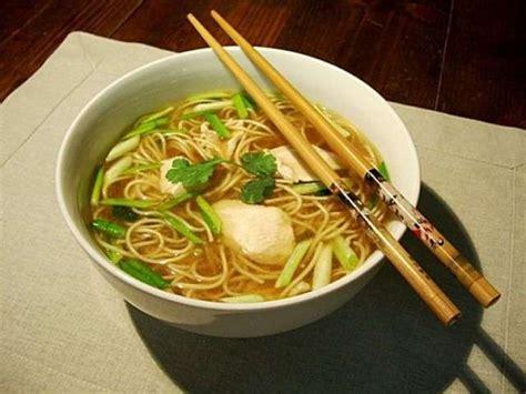 les meilleures recettes de soupe et poulet