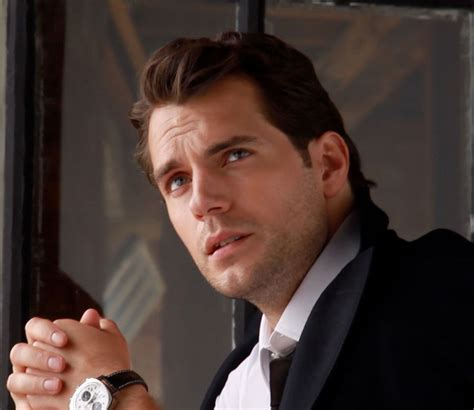 Behind the Scenes of Henry Cavill's Men's Fitness Cover Shoot