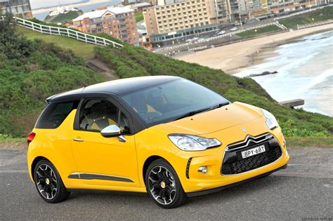 for car 2010 citroen ds3 released in australia photos 1 of 20