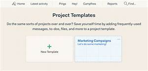 new basecamp 3 project templates With basecamp project templates