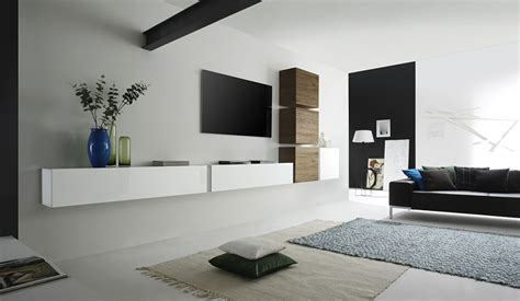 meuble tv suspendu ensembles de meubles modernes pour