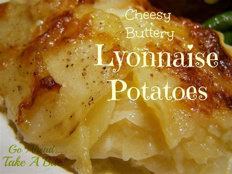 lyonnaise potatoes go ahead take a bite lyonnaise potatoes great side for the holidays