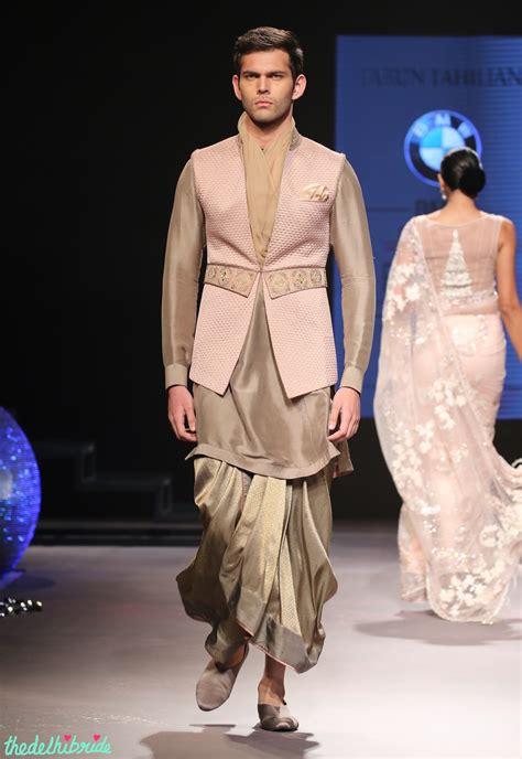 tarun tahiliani  bmw india bridal fashion week