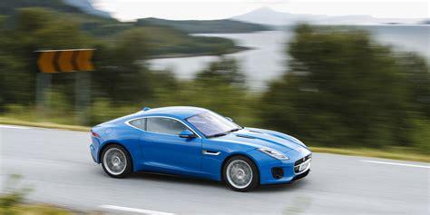 2018 Jaguar F-type Four-cylinder Review