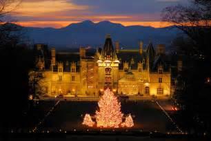 Christmas at Biltmore Estate Asheville