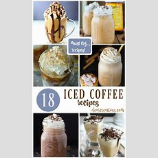 Coffee Lovers The Best Iced Coffee Drink Recipes 18