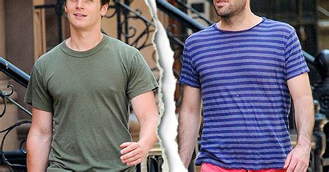 zachary quinto and jonathan groff zachary quinto jonathan groff break up us weekly