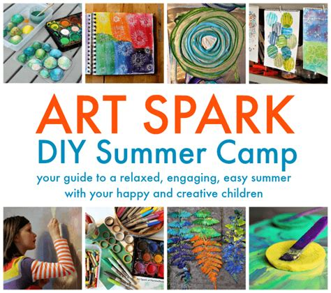 Join The Nurturestore Art Spark Summer Camp! Nurturestore