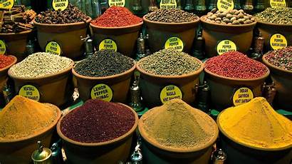 Spice Turkish Istanbul Turkey Bazaar Market Foodie