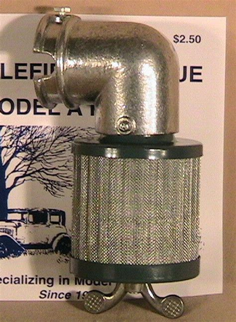 model  ford airmaze air filter flame arrester