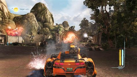 transformers dark   moon game review xbox